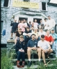 The 1996 British Sub Aqua Club Expedition to St. Paul Island - 22 people camped on the island and averaged three dives a day 7 days