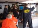 Topside ROV operations off the coast of Newfoundland