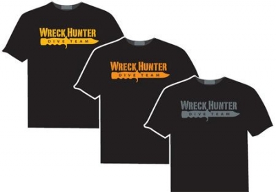 Wreck Hunter Limited Edition T-Shirts