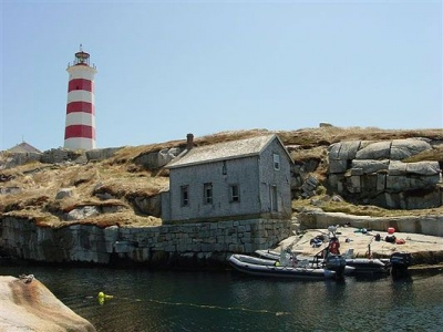 A day trip to Sambro Island, outside Halifax Harbour