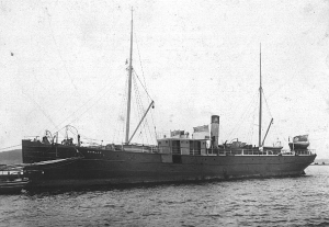 The Pickford and Black steam ship Harlaw lost off St. Paul Island